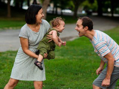 Carla, Martin & Luca  - séance famille