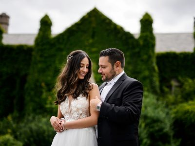 Arielle + Jonathan - Wedding at the Shaar Hashomayim